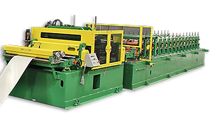 ASC Classic Series Panel Roll Forming Machine