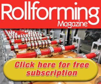 Rollforming_Magzin Newsletter subscripti