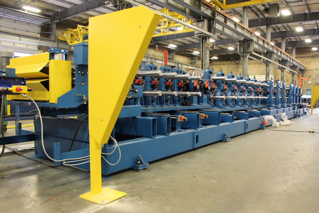ASC C/Z Purlin Rollforming Line