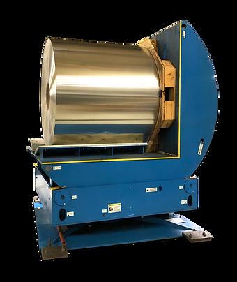 30,000 lb Rotating Coil Upender