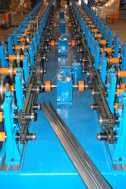Track Rollforming Line