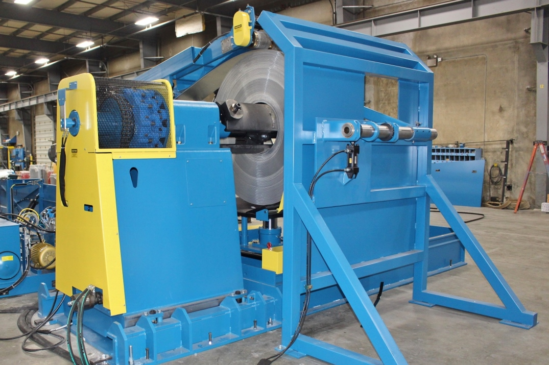 ASC Heavy Duty Coil Handling Equiment
