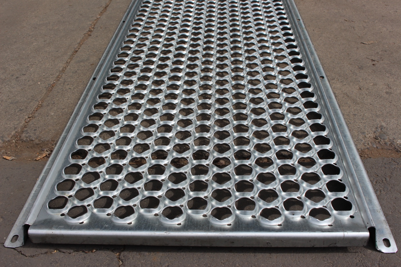 ASC UK - STEEL SCAFFOLDING PLANK