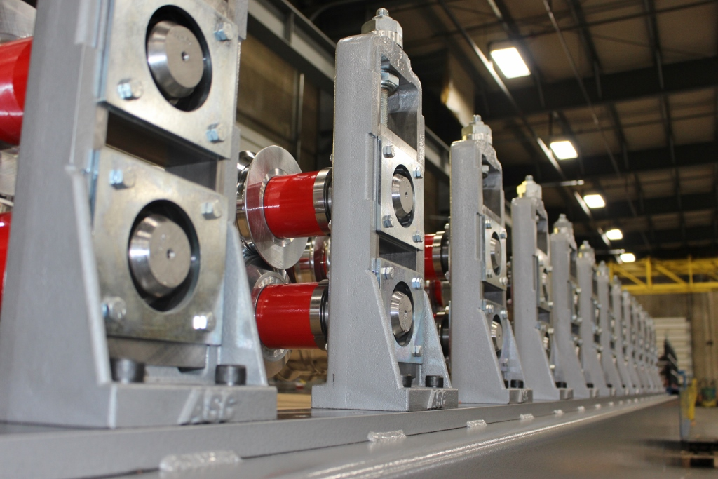 ALPHA SERIES Panel Rollforming Line