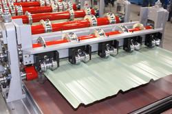 ALPHA SERIES Panel Rollforming Line
