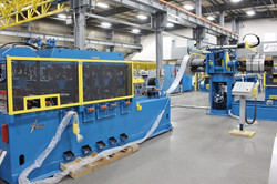 MARK I CZ Purlin Roll Forming Line
