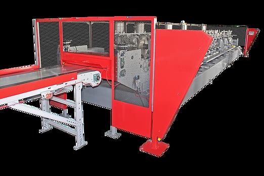 TKR-X Purlin Rollformer TKRX