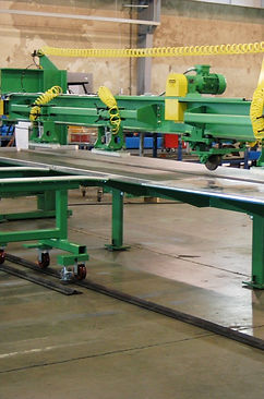 Seaming Table Roll Up Door