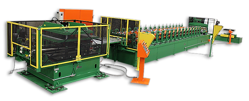 Panel Roll Forming Machine ASC Classic Series