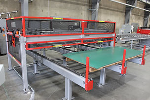 ASC Slitting Line with Flat Sheet Stacking System