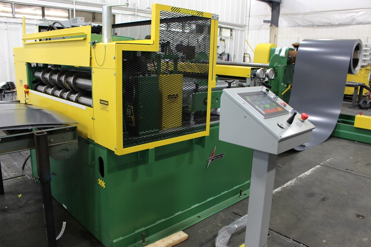 Select Series Cut-to-Length and Slitting