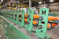 ASC Classic Series Panel Roll Forming -