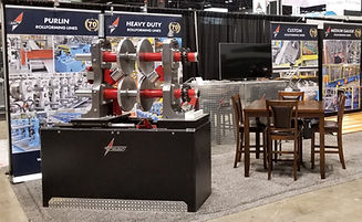 ASC IRE EXPO Booth