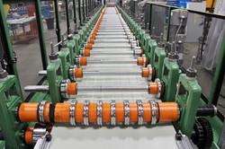 ASC Garage Door Panel Rollforming Line (