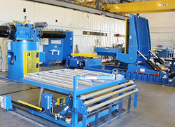 Coil handeling system Can industry