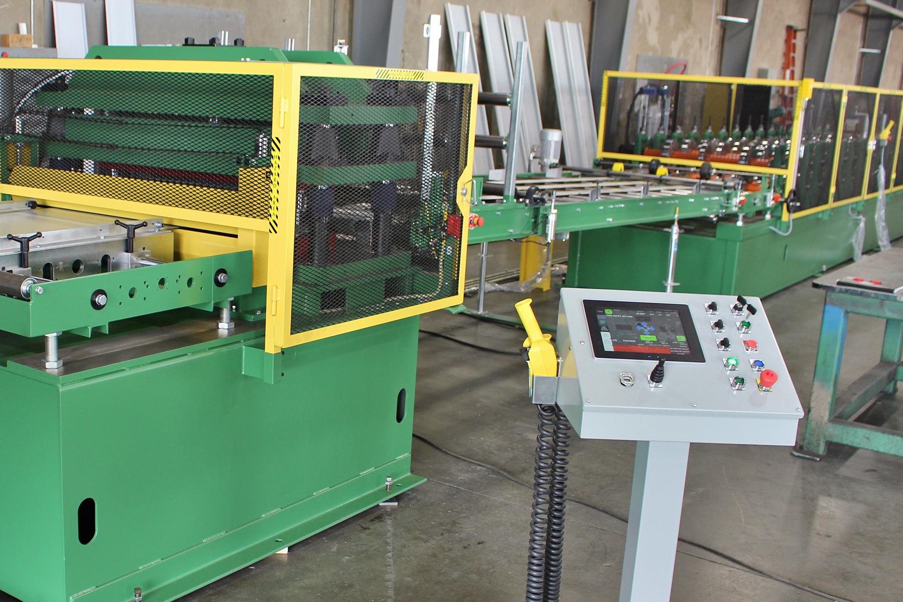 Select Series TS 324 Panel Rollforming Line