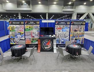ASC Tradeshow Booth
