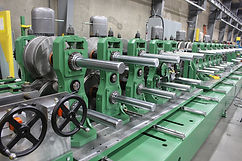 ASC TKR-X Purlin Rollformer
