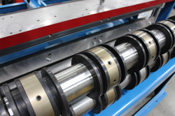 Alpha Series Cut-to-length Slitting Line