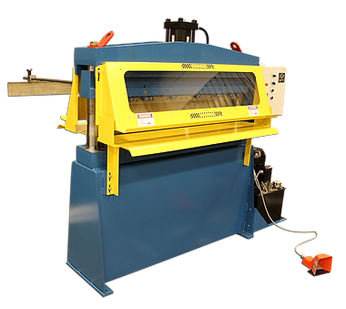 ASC 12 TON Roofing Panel Shear Hydraulic