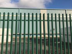 ASC UK - Palisade Fence Pale