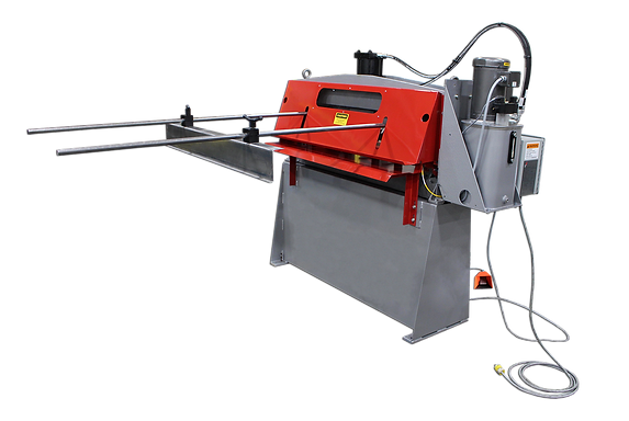 Roofing Panel Shear Hydraulic ASC
