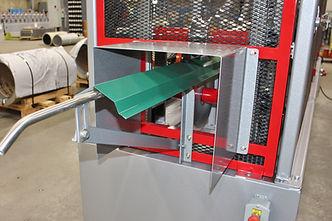 Single Trim Rollformer ASC Machine Tools