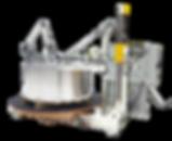 Vertical Tab Uncooiler ASC Machine Tools