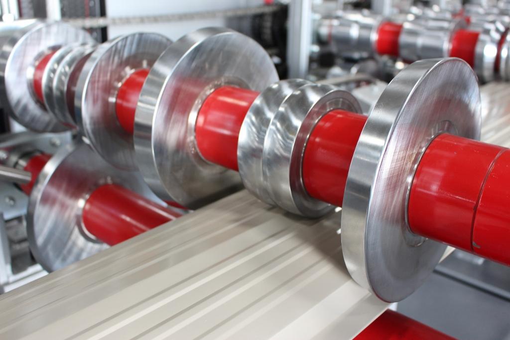 Alpha Series - Multi Trim Rollformer