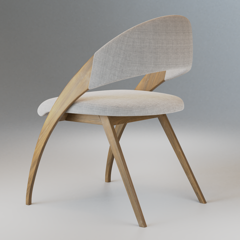 Homeroots Dinning Chair