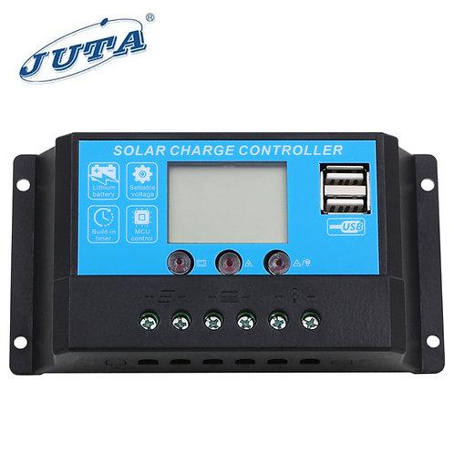 40 AH ŞARJ KONTROL CİHAZI LCD 12V/24V