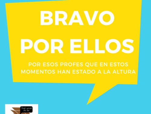 Nuevo Podcast: Episodio 2 - Bravo por ellos