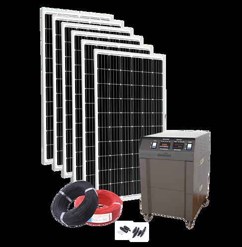 Solarpack Comfortline - 2000 Off Grid & Backup Pv System