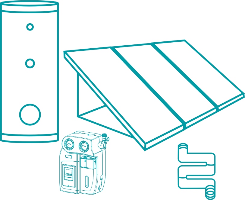 Solar Thermal System Products