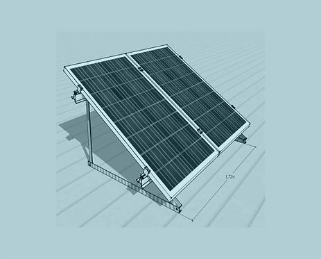 STS V TR -1/2 Üniversal Fotovoltaik Taşıyıcı Sehpa