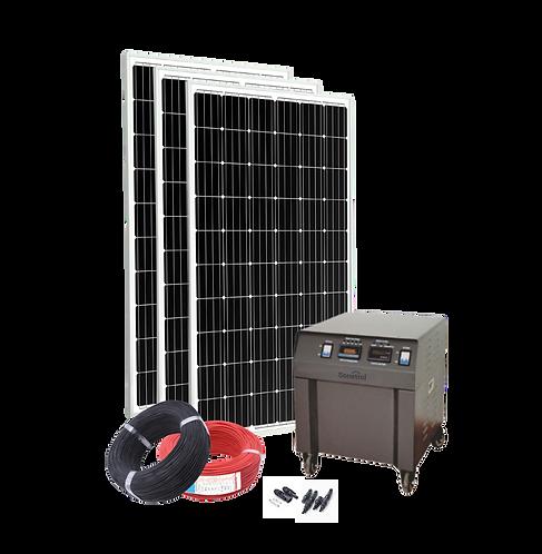 Solarpack Comfortline - 1000 Off Grid & Backup Pv System