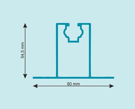 40375- Üniversal Fotovoltaik Taşıyıcı Alüminyum Profil
