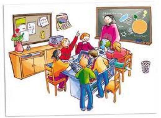 El foco atencional en el aula