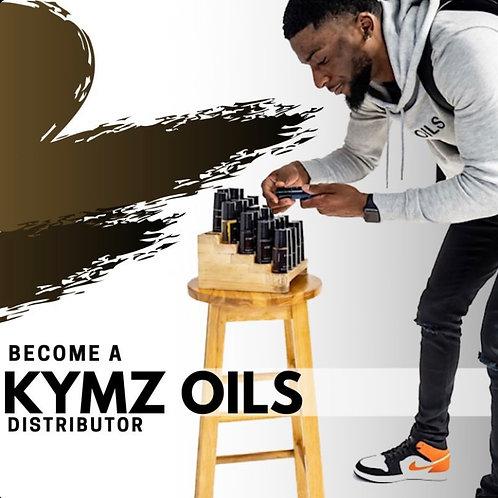 Kymz Oils  25 Bottles Wholesale Rookie Package