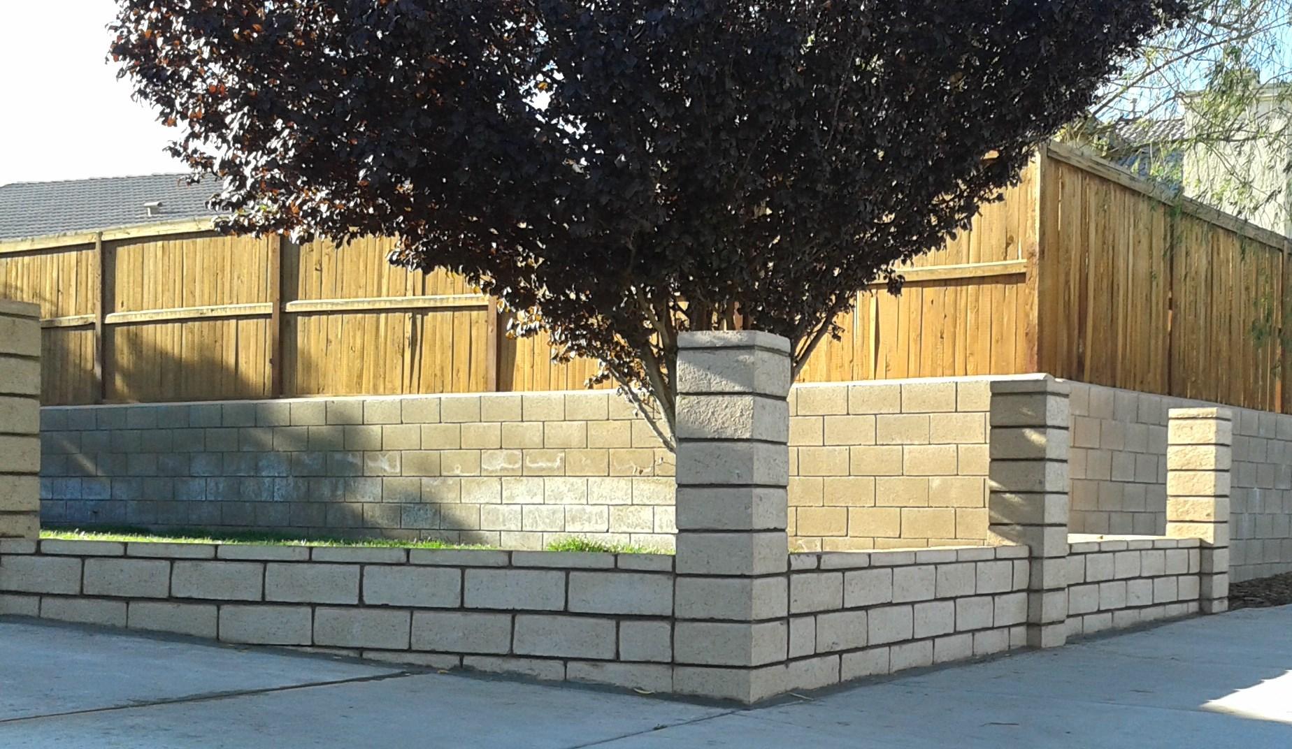 Block Walls