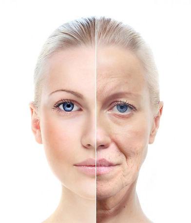 aging skin - skin rejuvenation