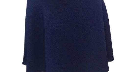Metaphor Royal Blue Skater Skirt