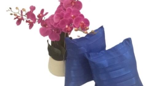 Royal  Blue  Custom Pillows