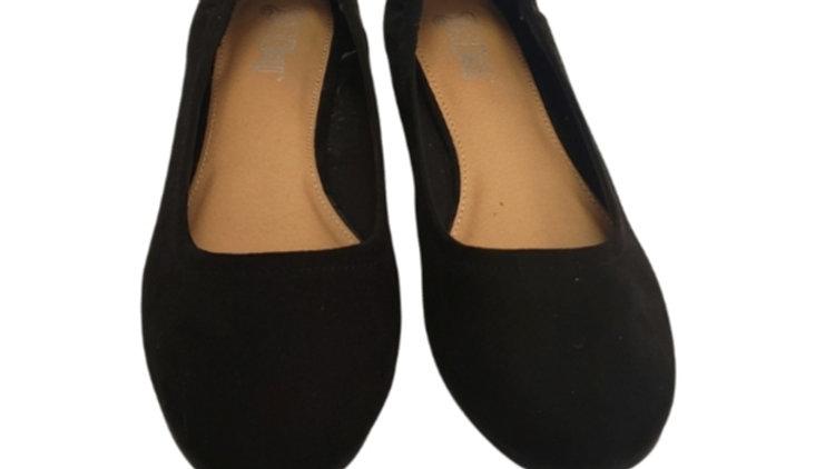 Brash Black  Loafers