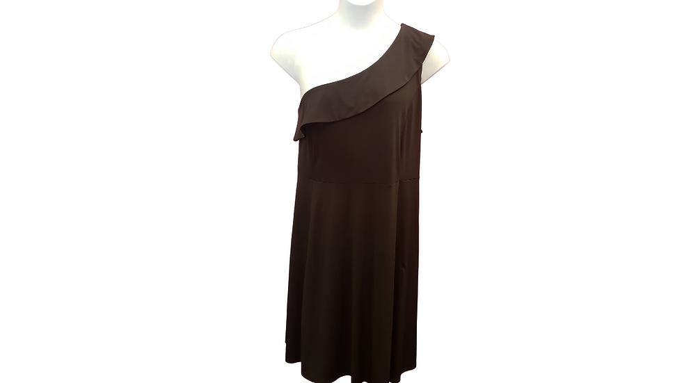 22/24 PRE-LOVED Lane Bryant  Black Dress