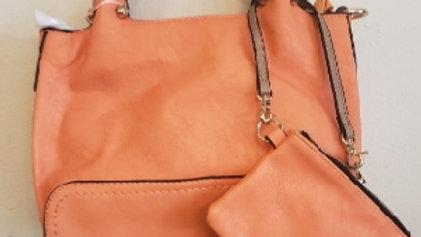 Simply Noelle  Orange Bag
