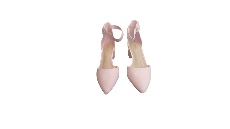 10 Dream Pairs Light Pink Shoes