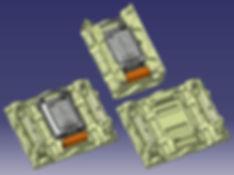 CAD Renderings of Environmentally Friendly Packaging
