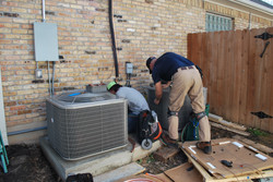 Setting condensers