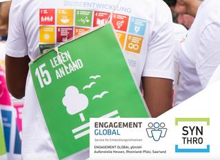 Laufen für die 17 SDGs